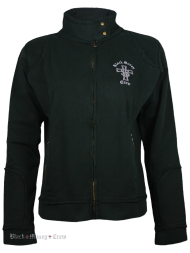 Damen Track Jacke Cross